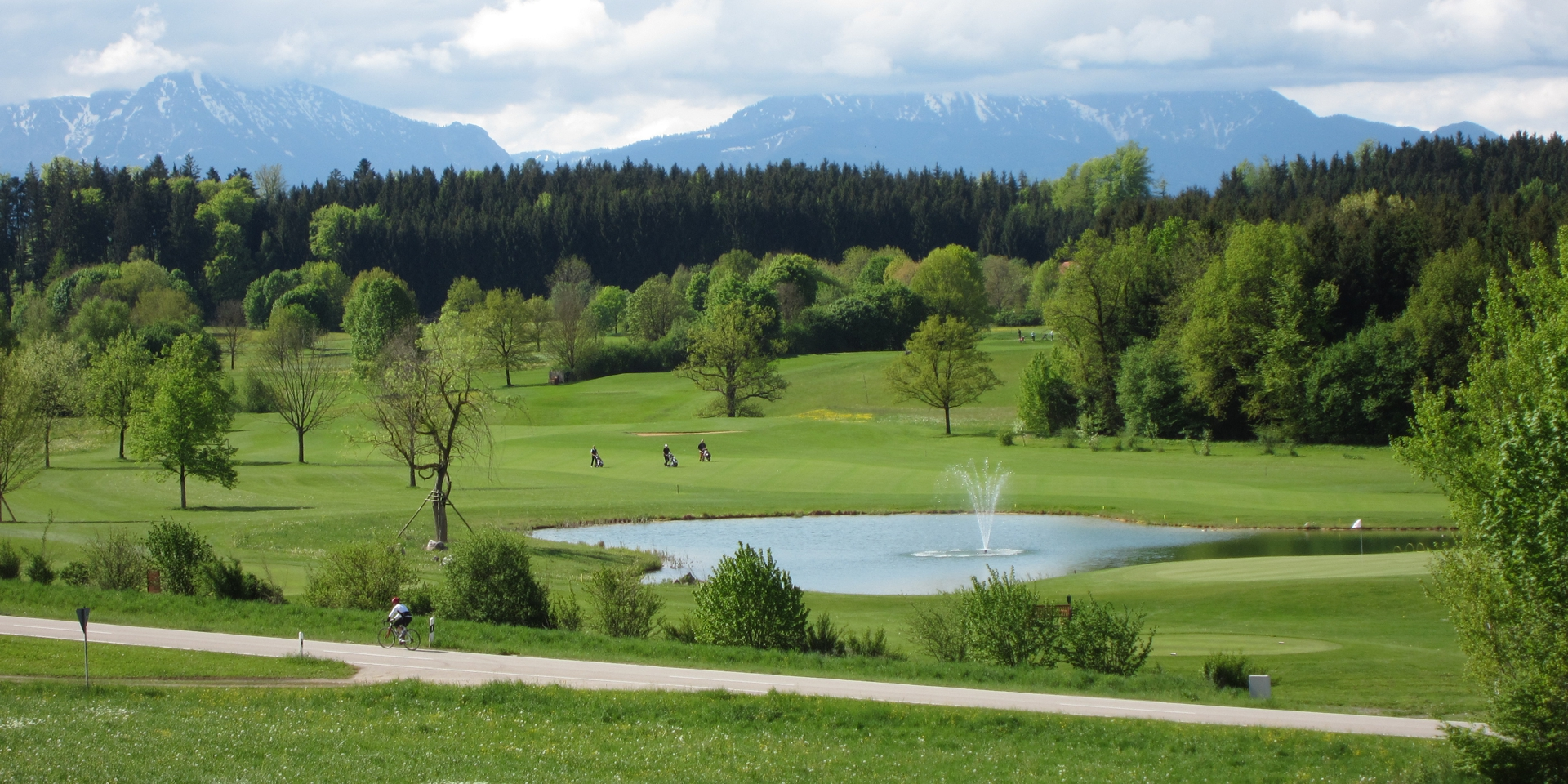 Whether you're a beginner or a professional, in Chiemgau you're bound to find the right golf course